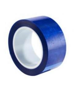 Tape Adhesive Silicone Poly Scapa 1601 Blue 12mm(0.5IN) x 33m (OMAT 283B_12MM)