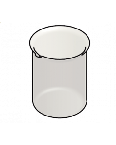 Falex 1000mL Glass Beaker