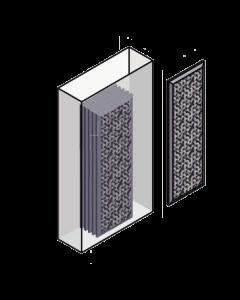 Falex Carbon / Charcoal Filters (5/pk)