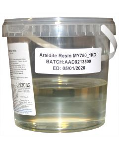 Resin Araldite MY750 (OMAT 803_1KG)