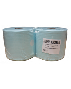 Cloth Lint Free Allwipe Aerotex RS Blue > (OMAT 2/101_BLUE)