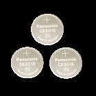 1153 Battery (Pack of 3 Panasonic CR2016)