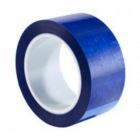 Tape Adhesive Silicone Poly Scapa 1601 Blue 25mm(1IN) x 33m (OMAT 283B_25MM)