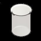Falex 1000mL Glass Beaker