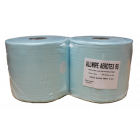 Cloth Lint Free Allwipe Aerotex RS Blue << supplied in multiples of 2 >> (OMAT 2/101_BLUE)